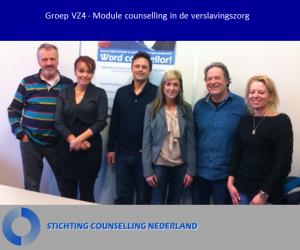 Groep VZ4- Module counselling in de verslavingszorg