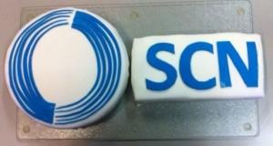 SCN taart